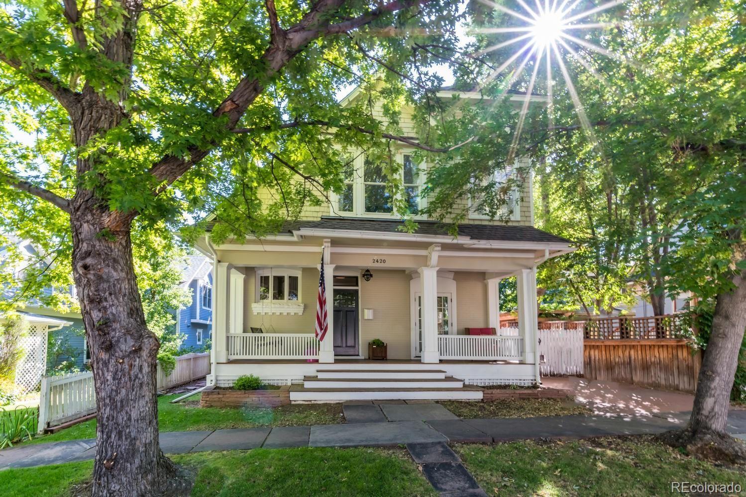 2420 10th Street, Boulder, CO 80304 - #: 7711469