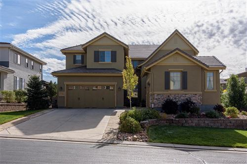Photo of 10652 Manorstone Drive, Highlands Ranch, CO 80126 (MLS # 9010472)
