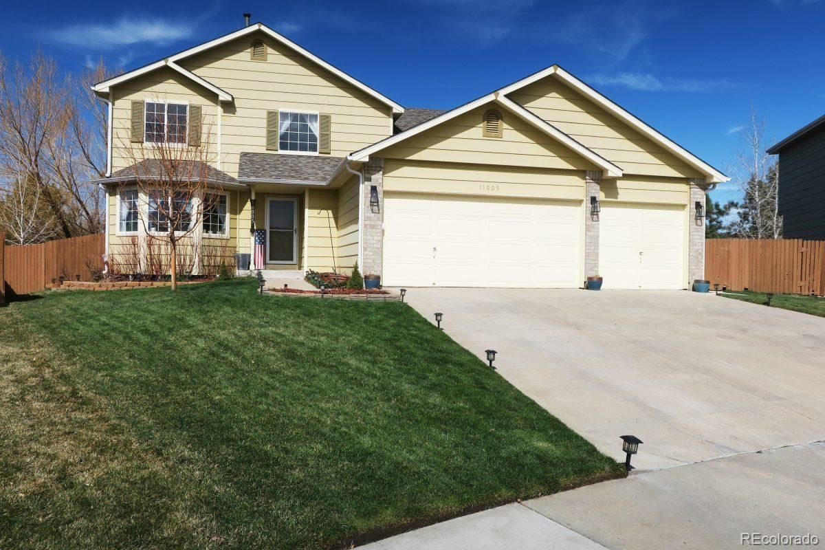 11005  Blackwolf Drive, Parker, CO 80138 - #: 4570473