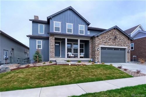 Photo of 7198 Copper Sky Circle, Castle Pines, CO 80108 (MLS # 5772475)