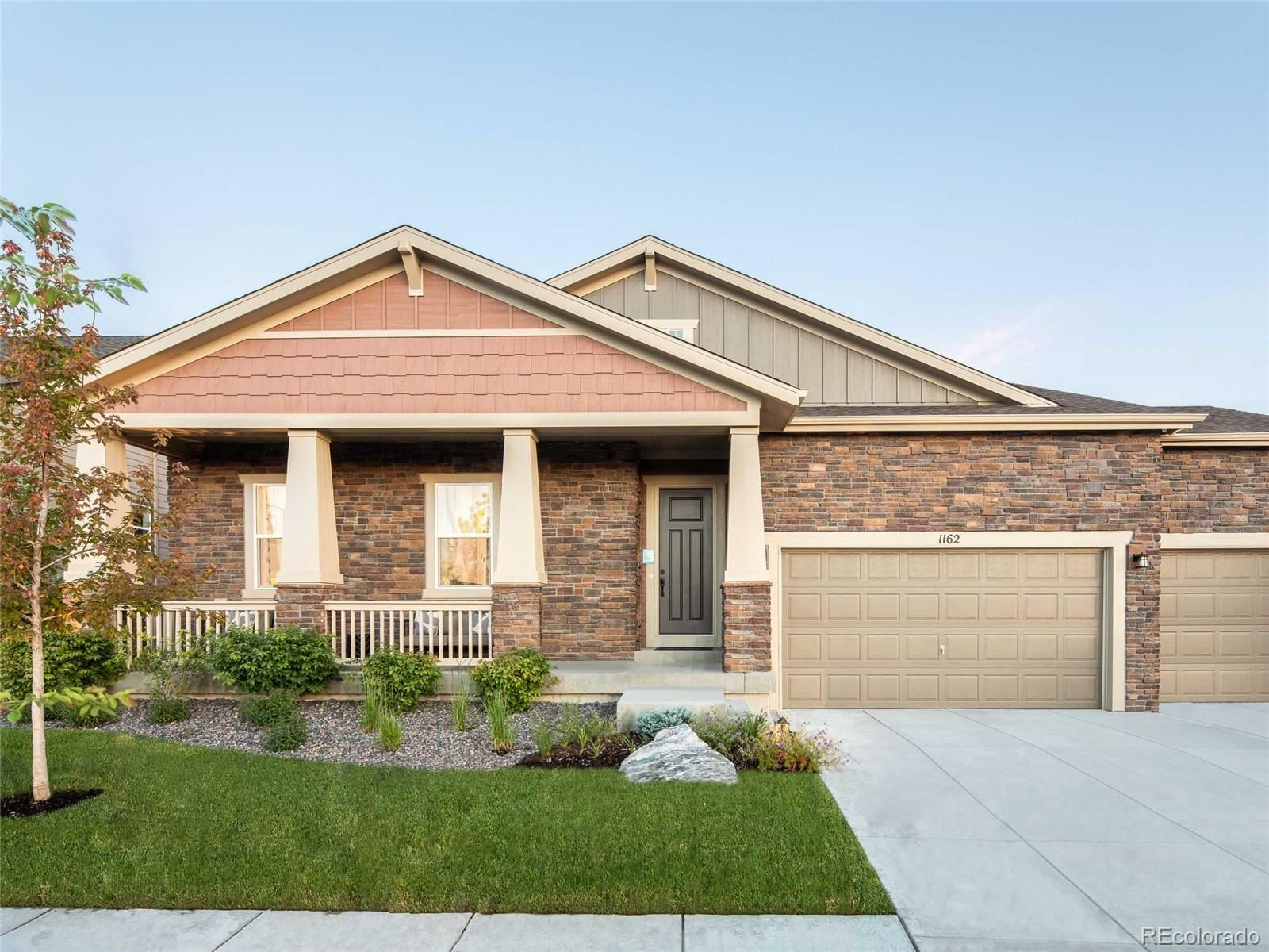 1162 Red Iron Court, Erie, CO 80516 - MLS#: 6393475