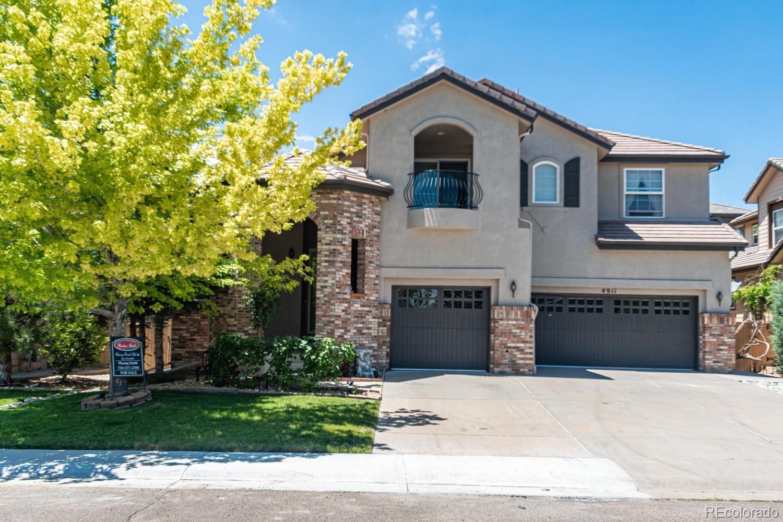 4911 Montvale Drive, Highlands Ranch, CO 80130 - #: 7450476