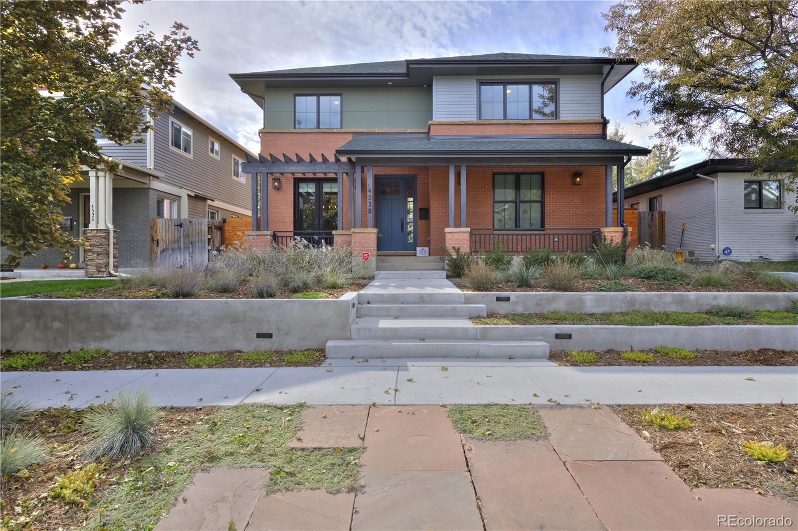 Photo of 4538 W 36th Avenue, Denver, CO 80212 (MLS # 7874476)