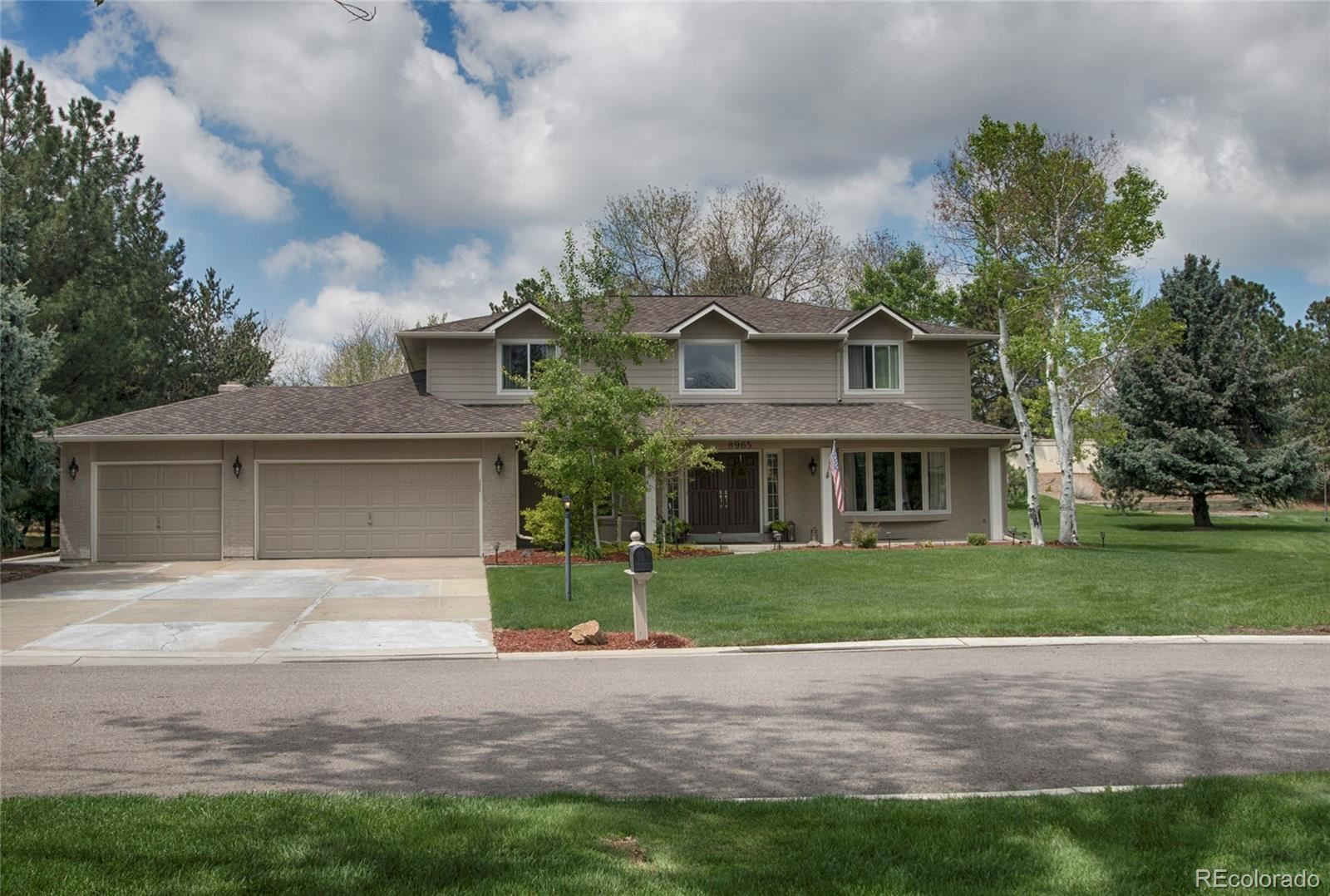 8965  Big Canon Place, Greenwood Village, CO 80111 - #: 7249477