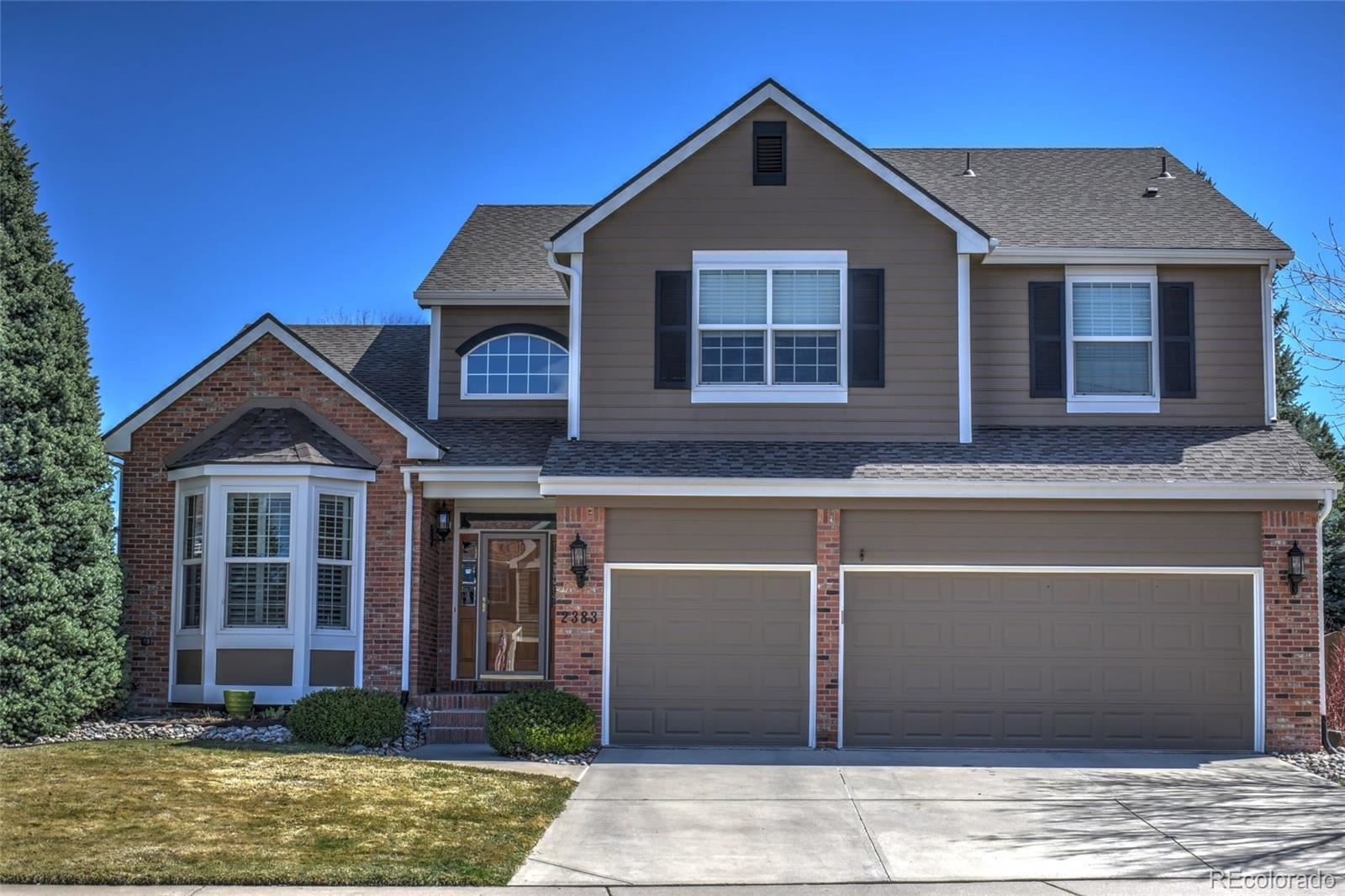 2383  Indian Paintbrush Circle, Highlands Ranch, CO 80129 - #: 2655478