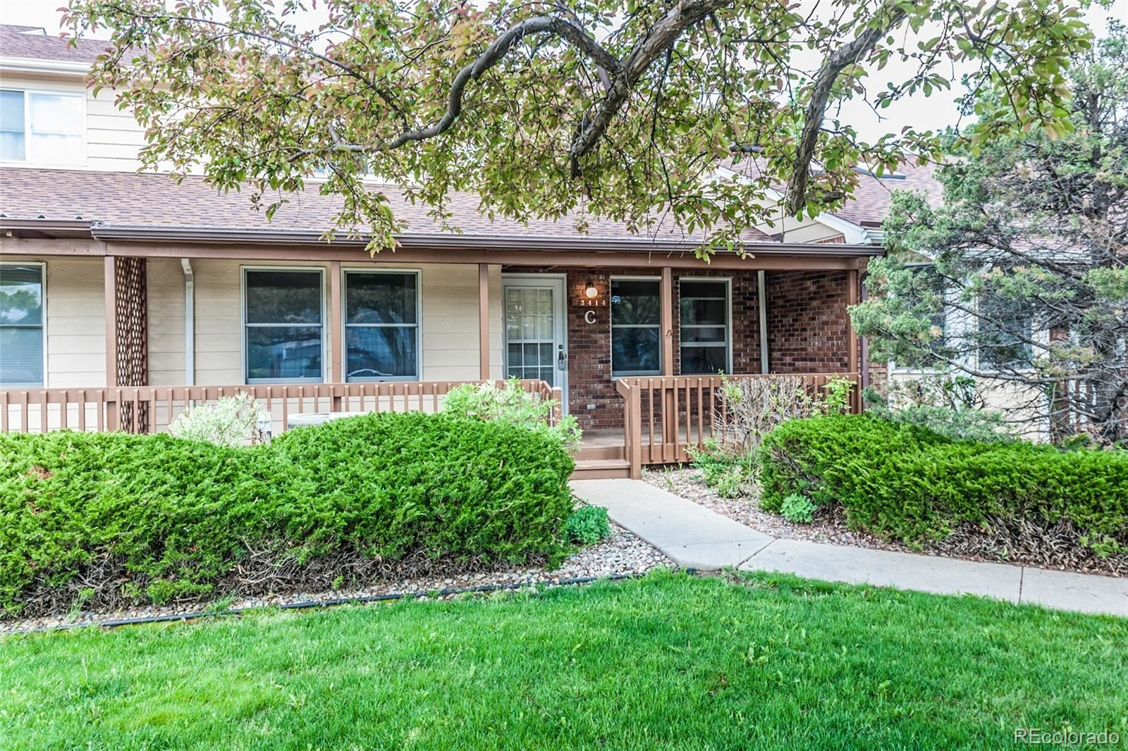 3414  Seneca Street  C #C, Fort Collins, CO 80526 - #: 6096478