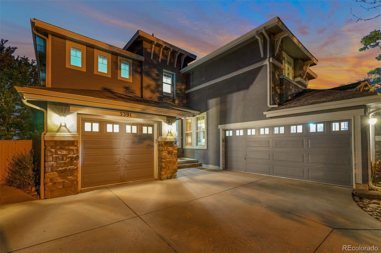 3391 Westhaven Place, Highlands Ranch, CO 80126 - #: 3556479