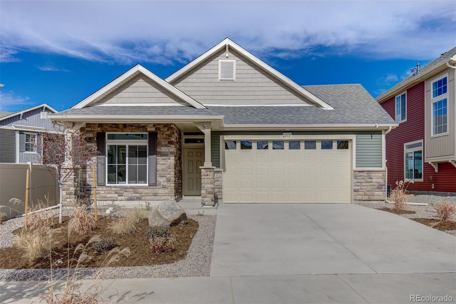22007 E 45th Place, Aurora, CO 80019 - #: 1783480