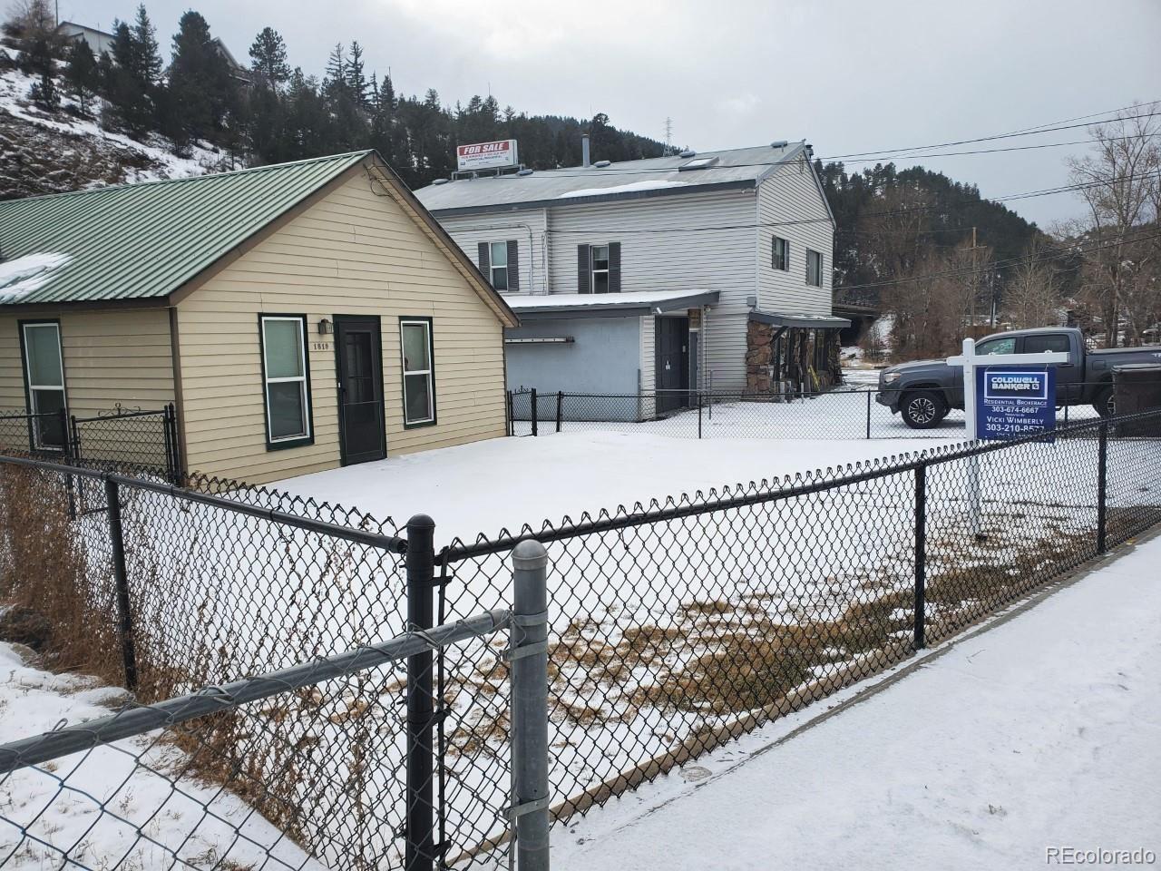 1819 Miner Street, Idaho Springs, CO 80452 - #: 4255481