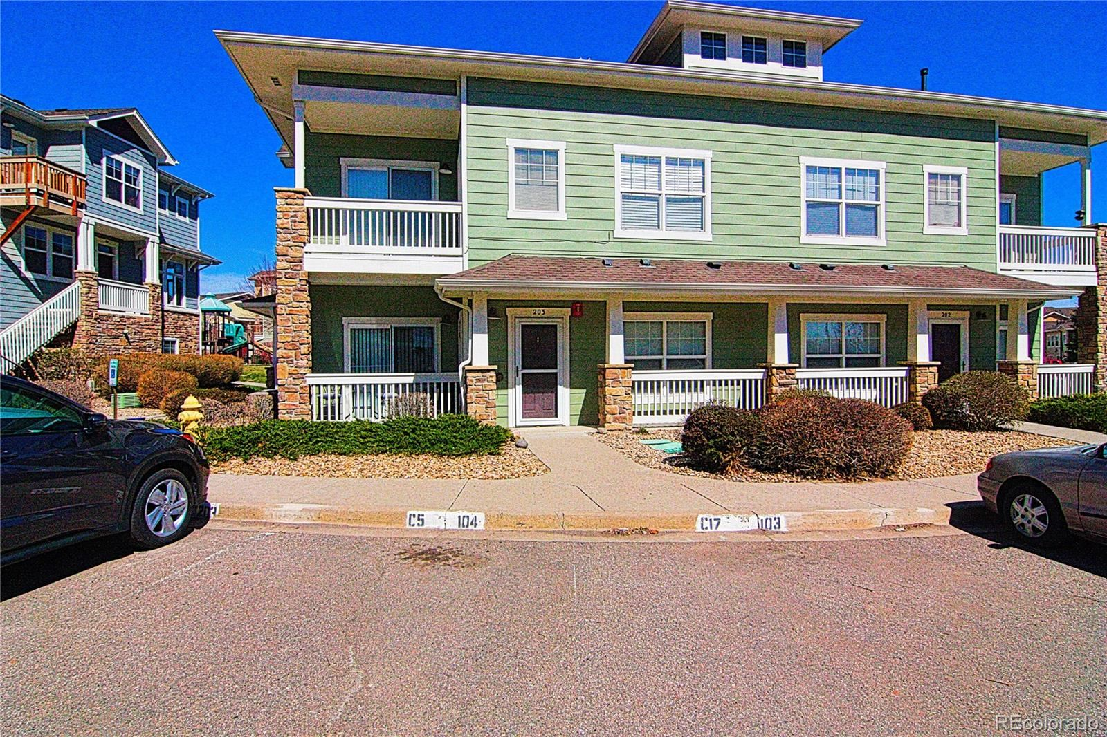9584  Pearl Circle  203 #203, Parker, CO 80134 - #: 7346481