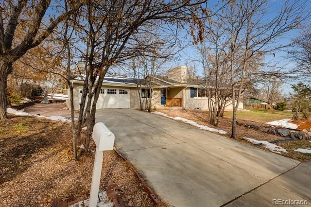 11715  Swadley Drive, Lakewood, CO 80215 - #: 7574481
