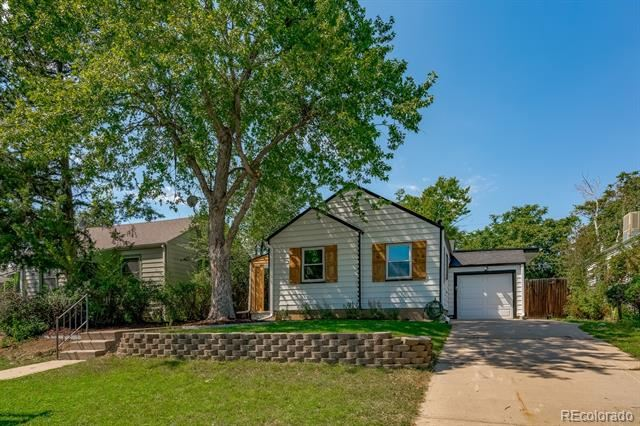 1243  Roslyn Street, Denver, CO 80220 - #: 9130481