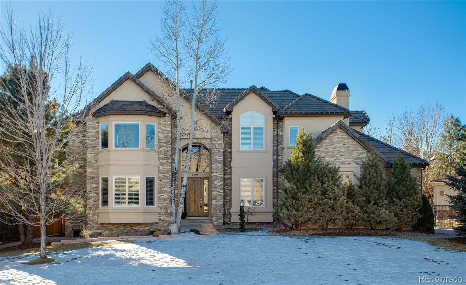 9404 S Shadow Hill Circle, Lone Tree, CO 80124 - #: 9387481