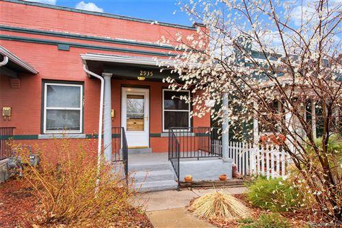 Photo of 2935 N Josephine Street, Denver, CO 80205 (MLS # 8502482)