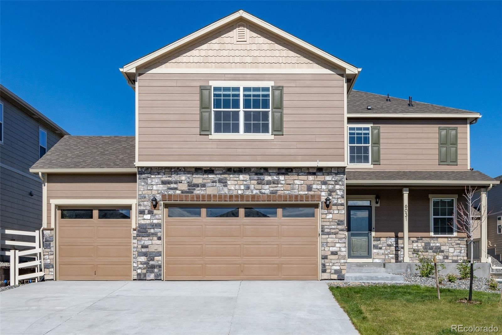 6031  Point Rider Circle, Castle Rock, CO 80104 - #: 4295482