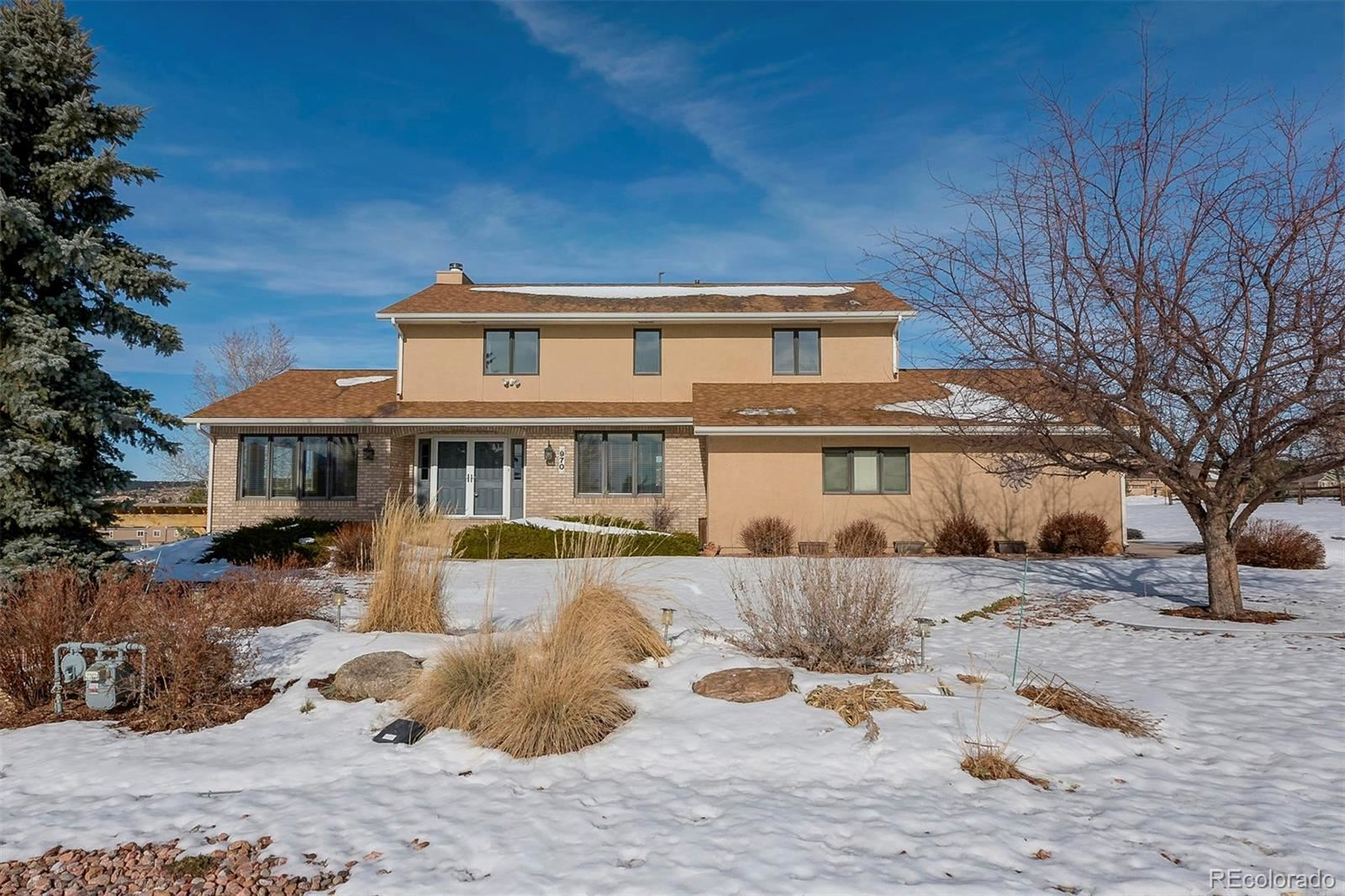 970  Bowstring Road, Monument, CO 80132 - #: 4314482