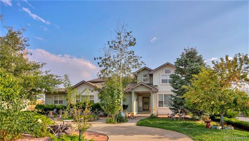 Photo of 1245 Bowstring Road, Monument, CO 80132 (MLS # 5916485)