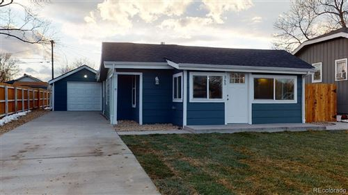 Photo of 365 Perry Street, Denver, CO 80219 (MLS # 9575485)