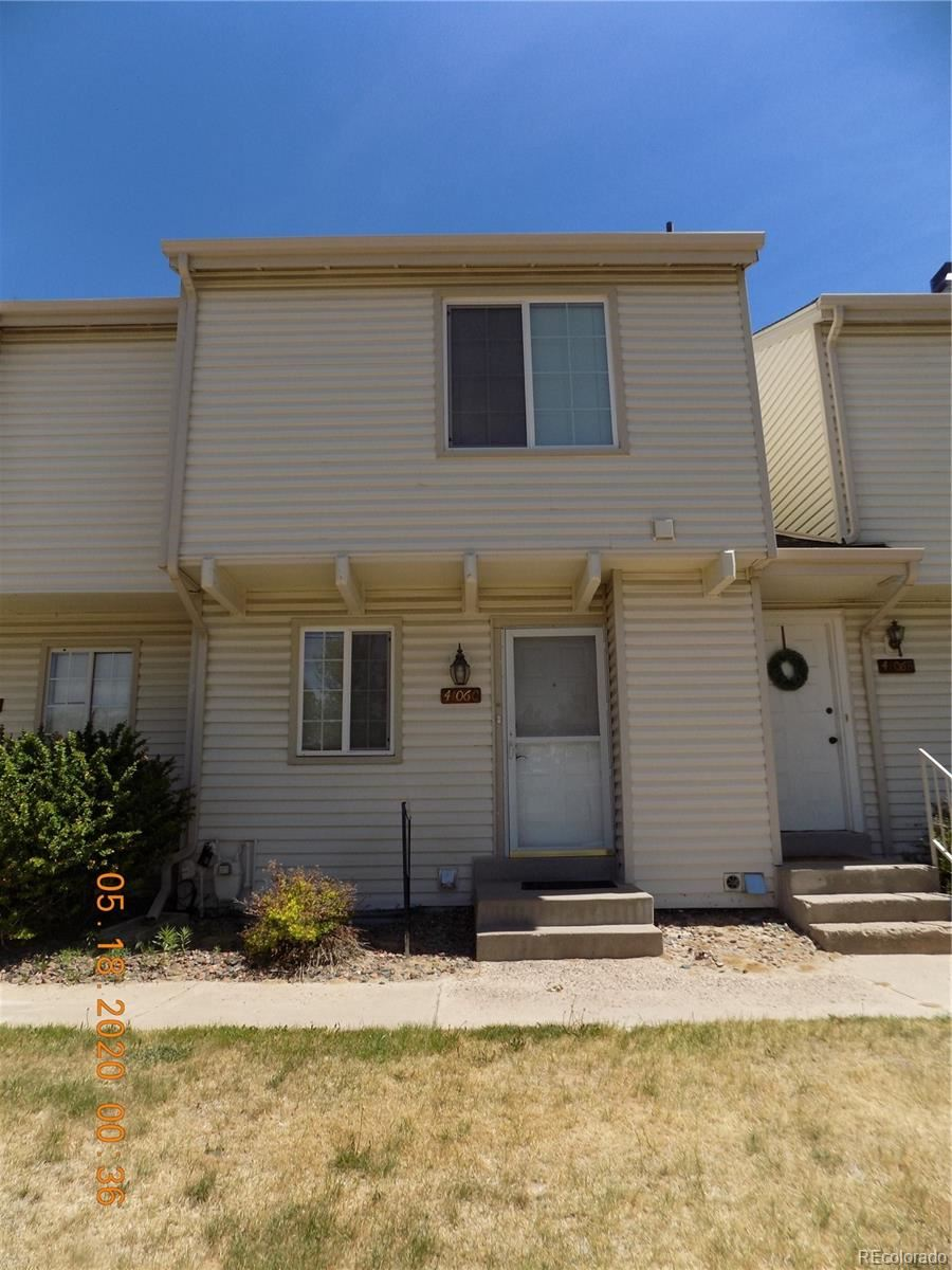 4106 S Mobile Circle  C #C, Aurora, CO 80013 - #: 3724485