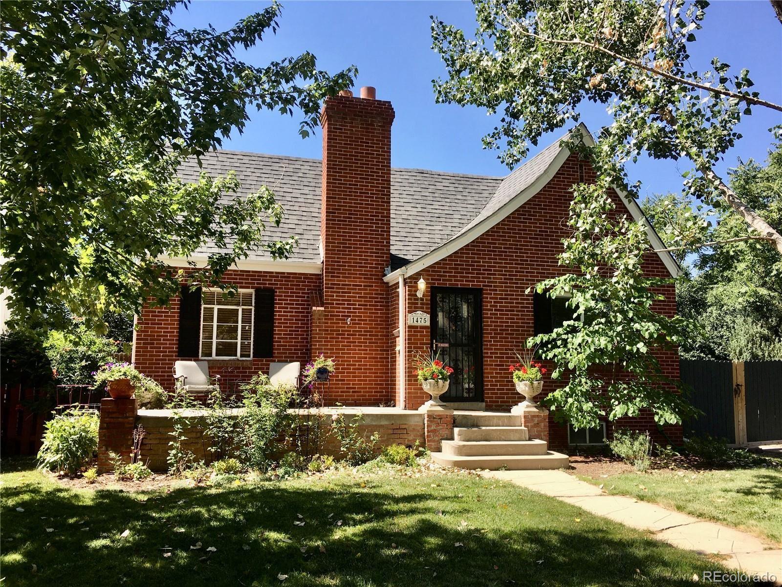 1475 Locust Street, Denver, CO 80220 - #: 3784486