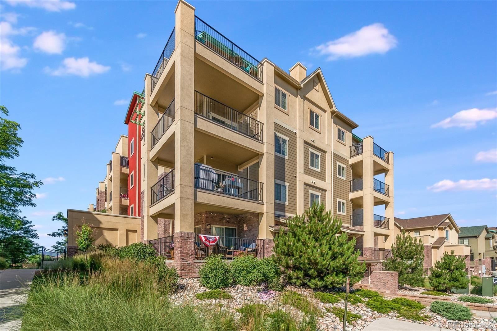 1062 Rockhurst Drive #402, Highlands Ranch, CO 80129 - #: 9284487