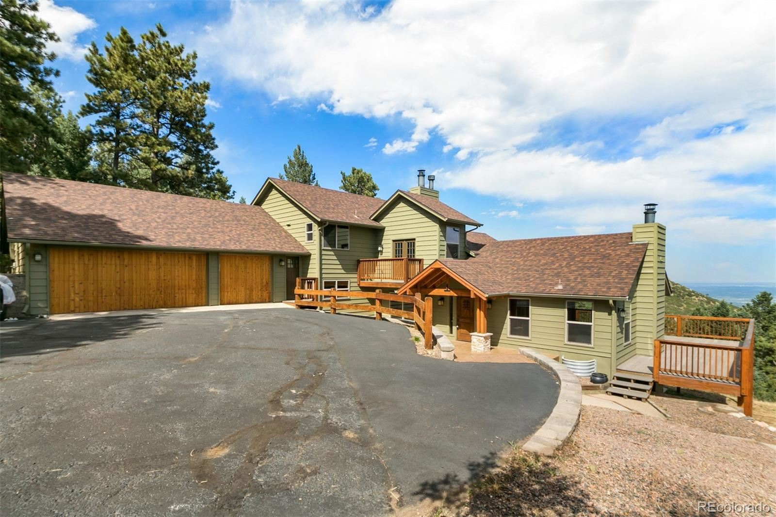 65 W Ranch Trail, Morrison, CO 80465 - MLS#: 4544489
