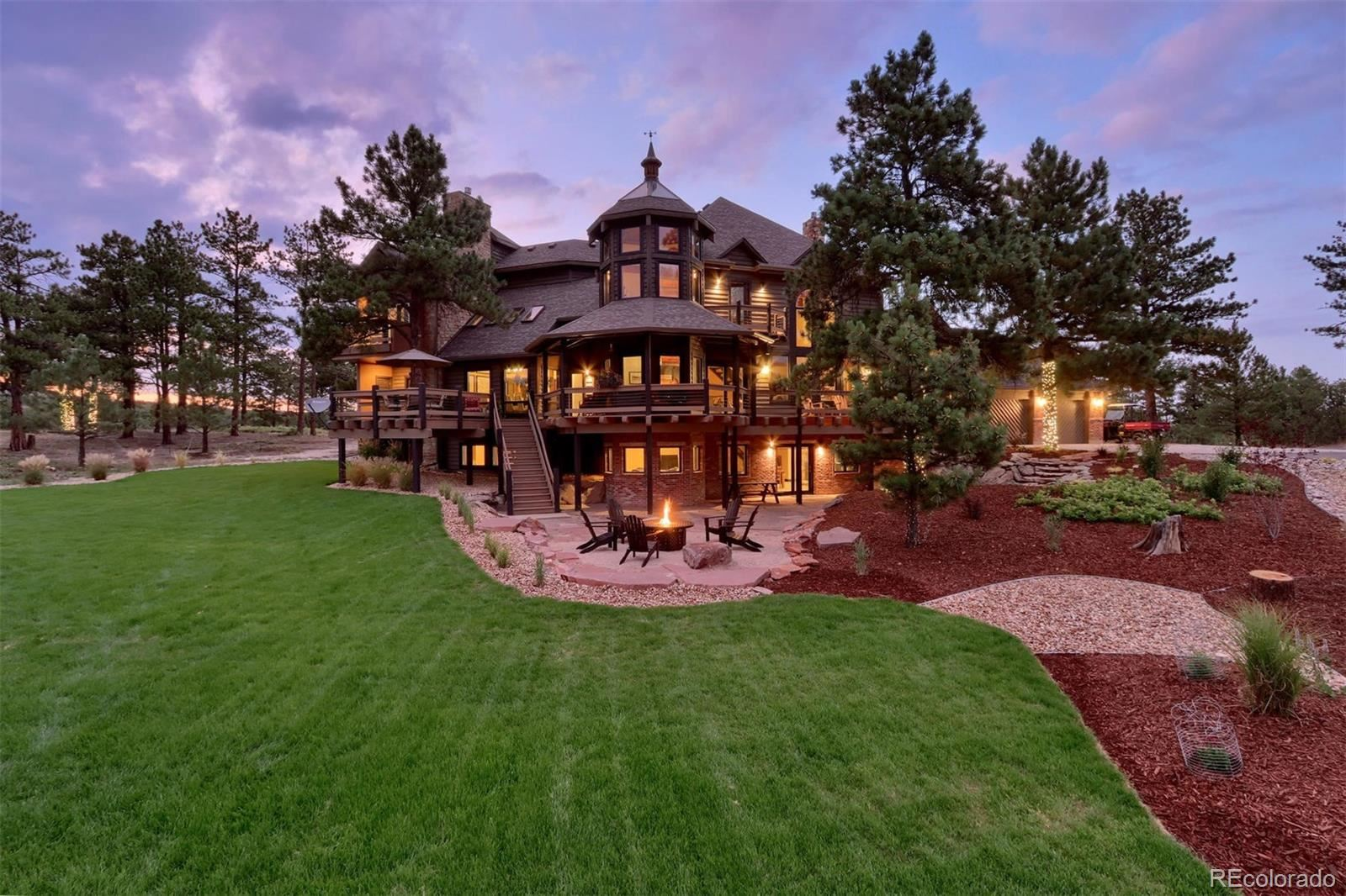 5580  Elk View Court, Larkspur, CO 80118 - #: 6081489