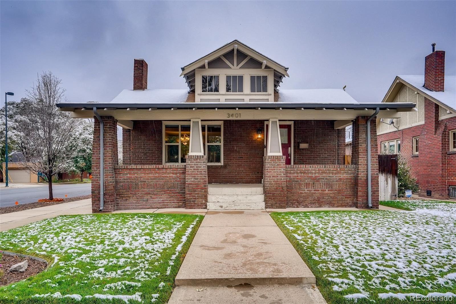 3401 N Vine Street, Denver, CO 80205 - MLS#: 8404489