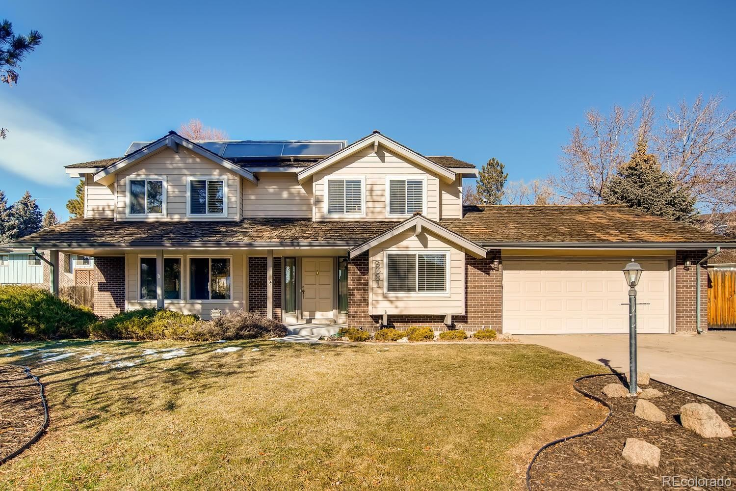 6631 E Euclid Place, Centennial, CO 80111 - #: 9245491