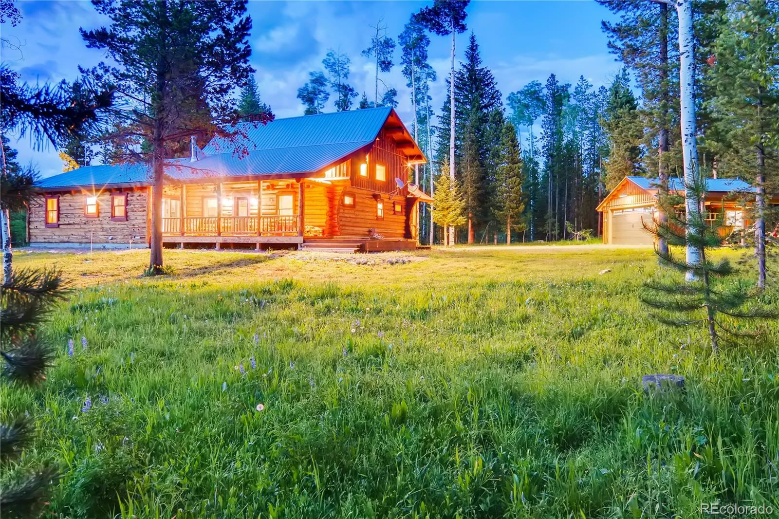 59122  Wiley Way, Clark, CO 80428 - #: 6033492