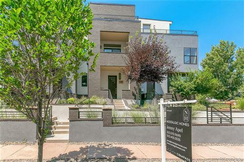 Photo of 3287 Tennyson Street, Denver, CO 80212 (MLS # 3559493)