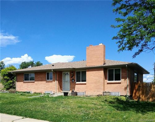 Photo of 6190 Brentwood Street, Arvada, CO 80004 (MLS # 8792493)