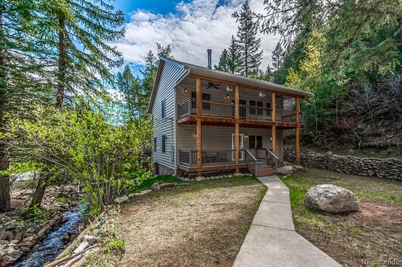 998 Soda Creek Road, Idaho Springs, CO 80452 - #: 2042493