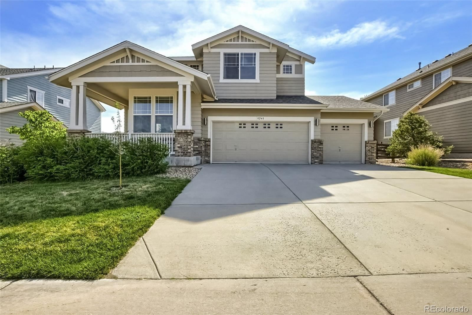 8248 Dressage Road, Littleton, CO 80125 - #: 8076494