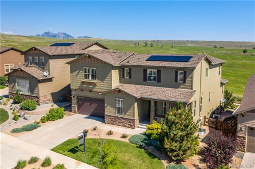 Photo of 15739 W 95th Place, Arvada, CO 80007 (MLS # 1668495)