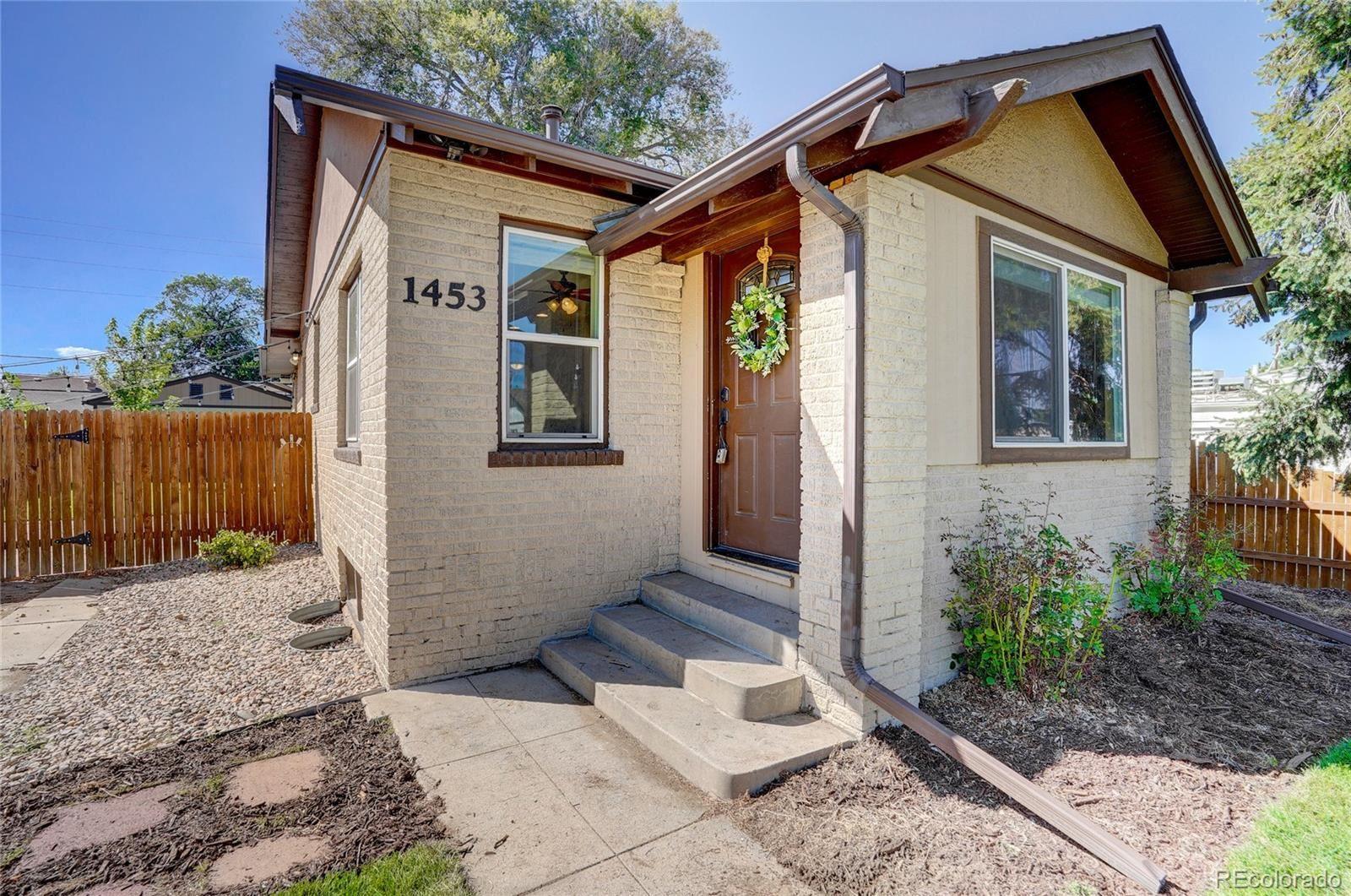 Photo of 1453 Rosemary Street, Denver, CO 80220 (MLS # 4661495)
