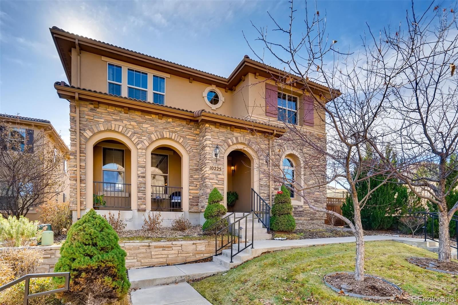 10225  Bluffmont Drive, Lone Tree, CO 80124 - #: 6544496