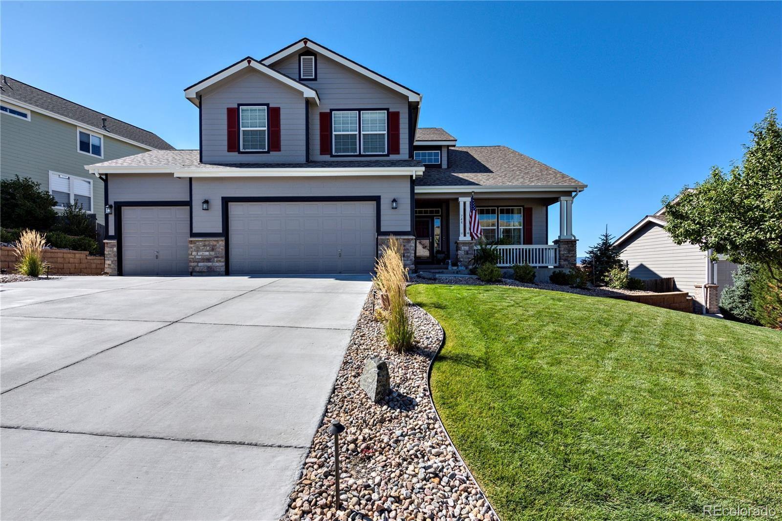 748 Eaglestone Drive, Castle Rock, CO 80104 - MLS#: 9740496