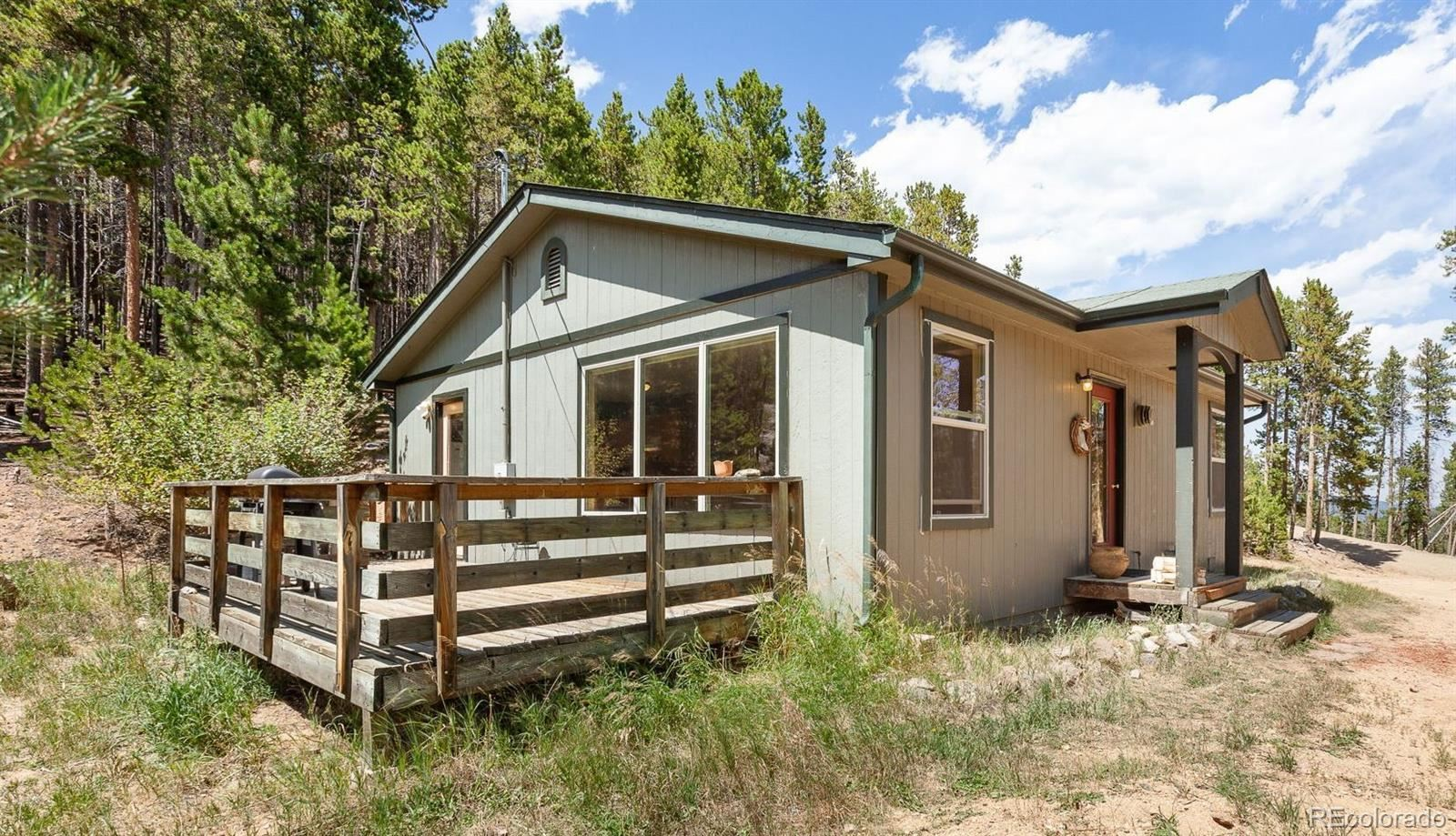 126 Fawn Trail, Evergreen, CO 80439 - #: 2186497