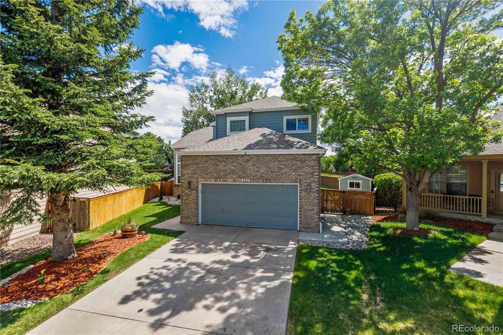 322  Florence Court, Highlands Ranch, CO 80126 - #: 2889497
