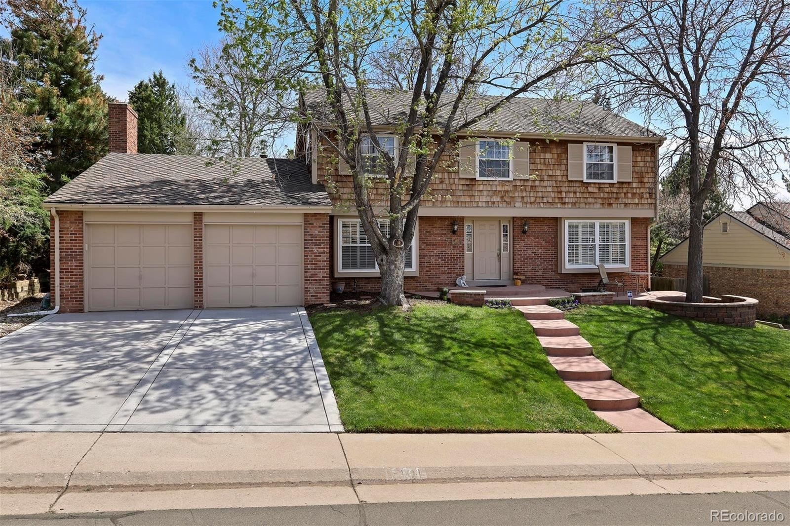 7101 S Olive Way, Centennial, CO 80112 - #: 4612497