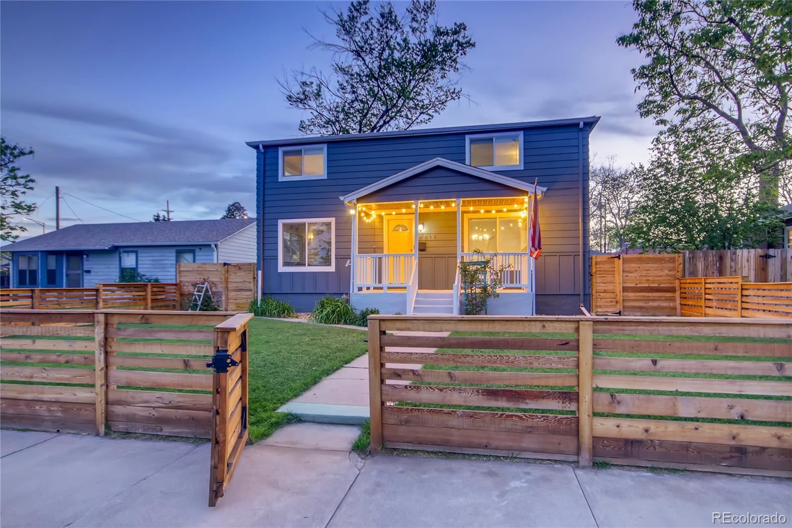 4819  King Street, Denver, CO 80221 - #: 5731499