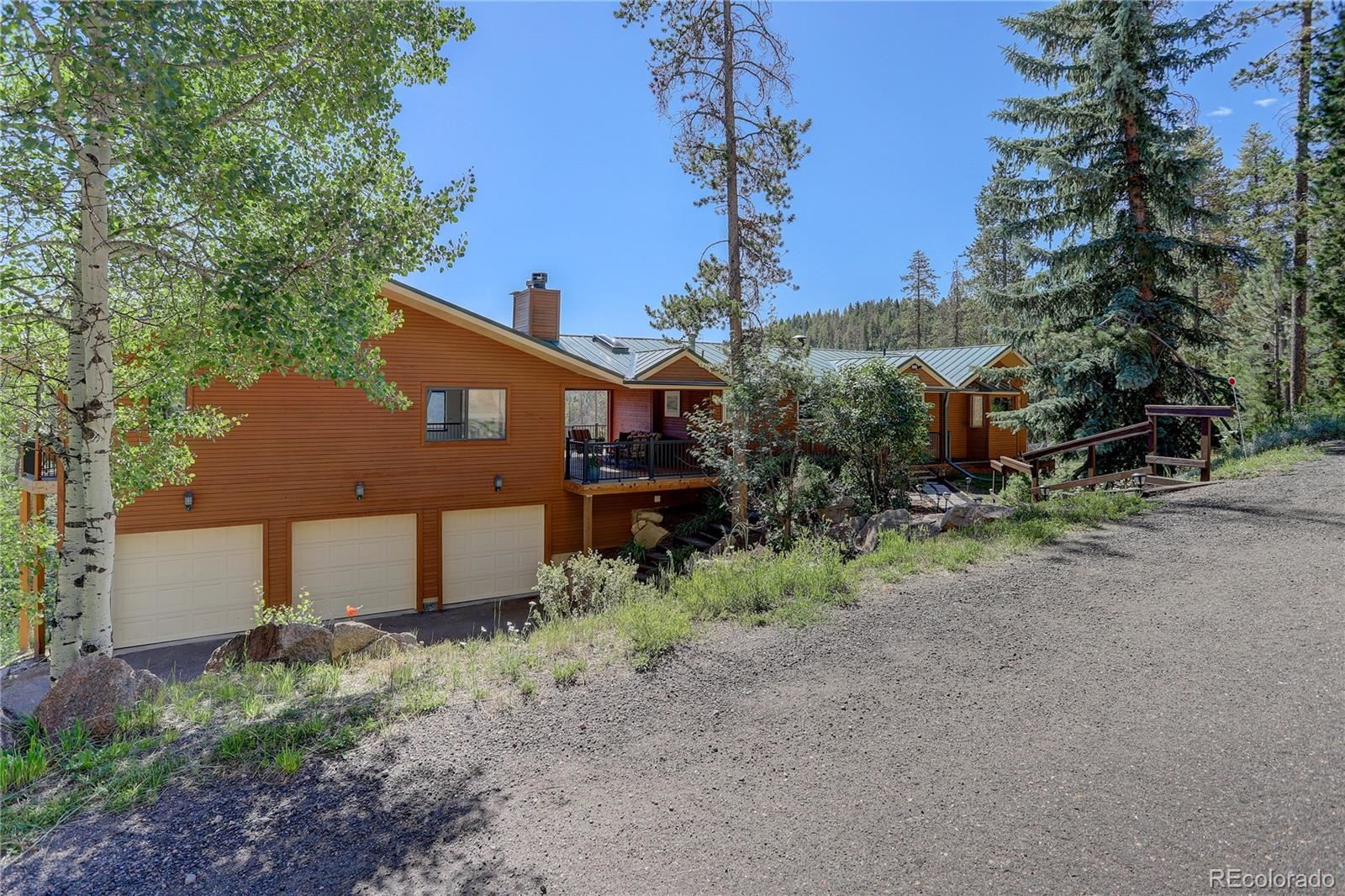7362 Brook Forest Way, Evergreen, CO 80439 - #: 5625500