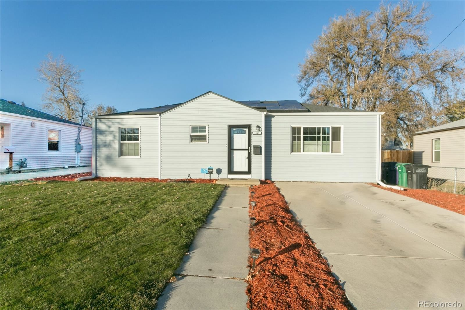 1845 W Stoll Place, Denver, CO 80221 - #: 5662500