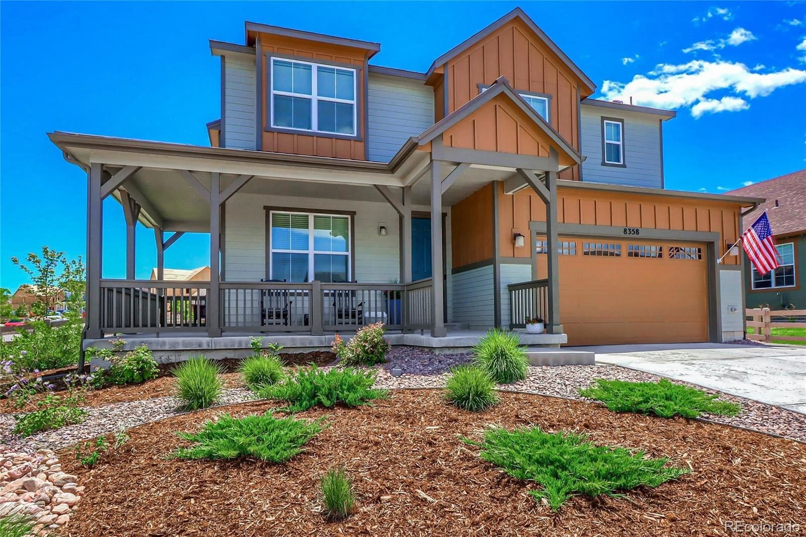 8358  Arapahoe Peak Street, Littleton, CO 80125 - #: 3942502