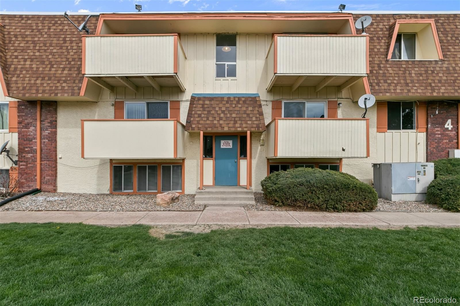 10211  Ura Lane  4-101 #4-101, Thornton, CO 80260 - #: 3635503