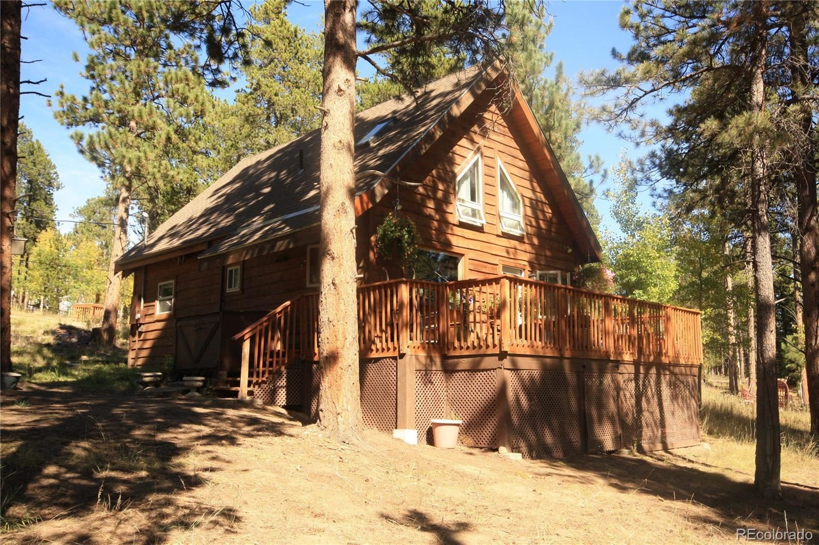 22004  Eggers Avenue, Conifer, CO 80433 - #: 9949503