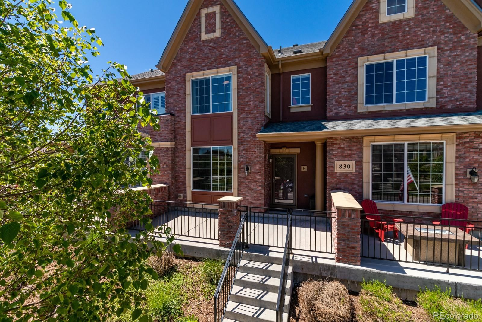 830 Bristle Pine Circle #B, Highlands Ranch, CO 80129 - #: 4064504