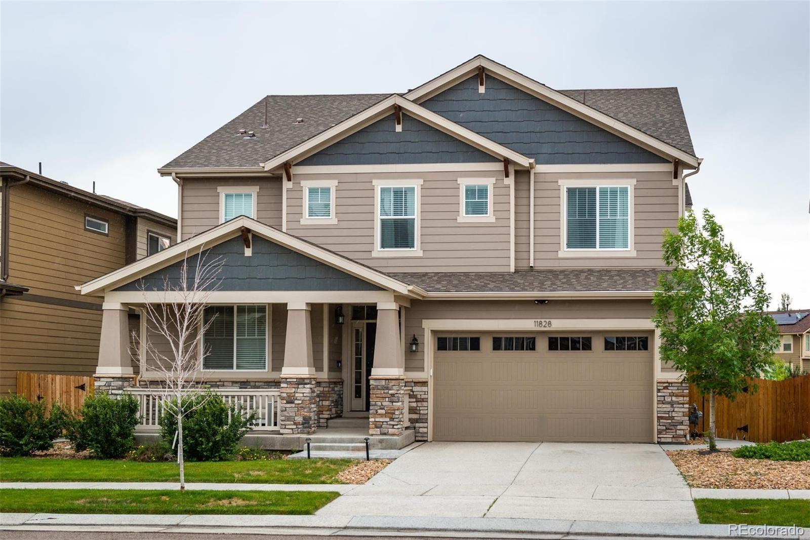 11828 Laredo Street, Commerce City, CO 80022 - #: 5135504