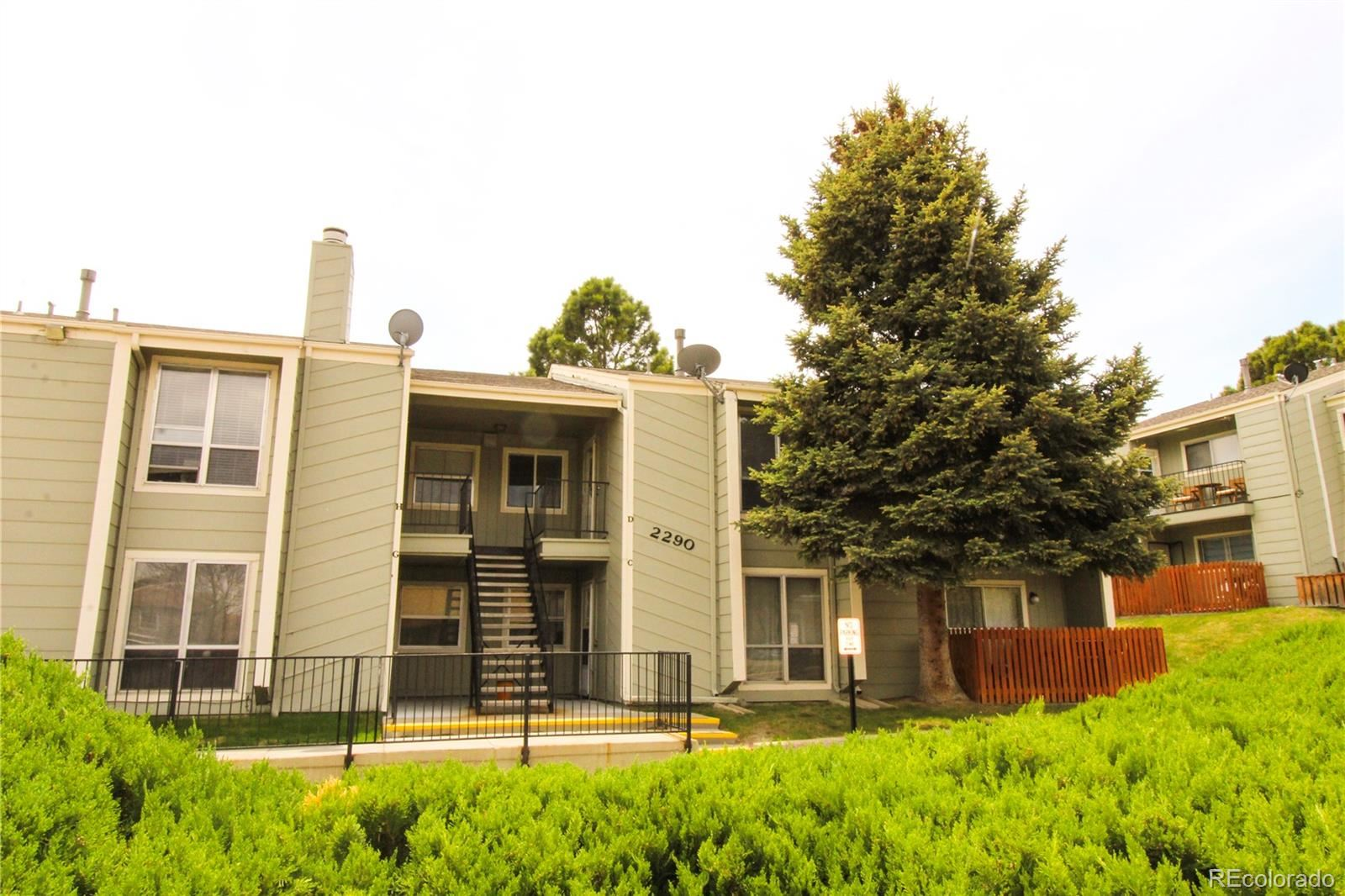 2290 E Fremont Avenue #D18, Centennial, CO 80122 - #: 5654507